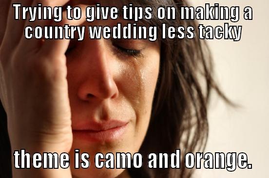 Redneck Wedding Quickmeme