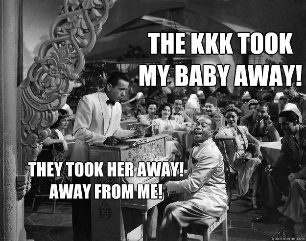 Women of the Ku Klux Klan