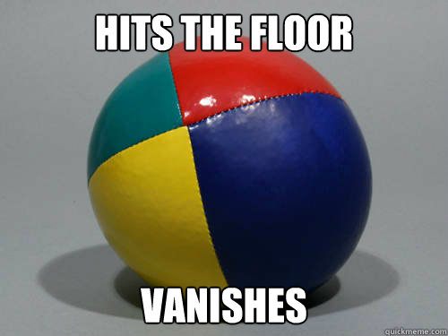 Hits the floor Vanishes - Hits the floor Vanishes  Misc