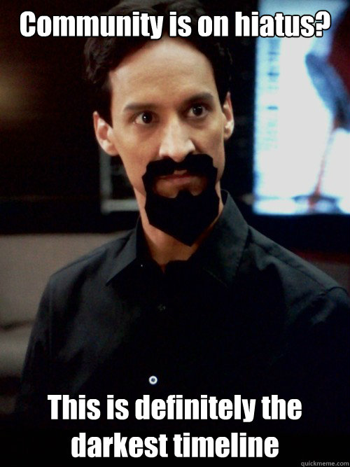 Community Meme Abed
