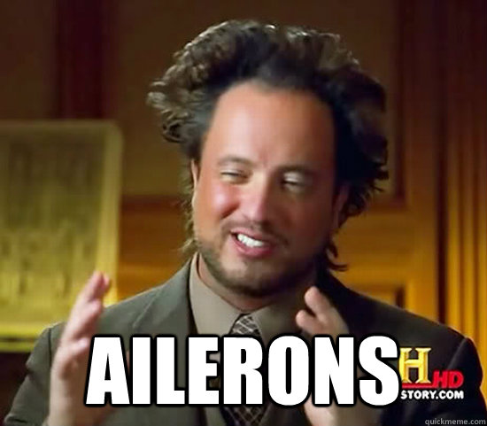 ailerons -  ailerons  Ancient Aliens