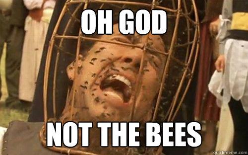 Billedresultat for BEES!! meme
