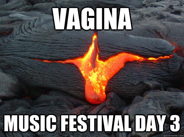 Vagina Music festival day 3