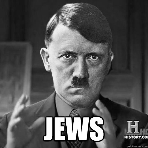 understanding hitlers obsessive ideas about the jews No work has yet been produced that satisfactorily explains hitler's obsessive ideas about the jews  understanding of hitler david irving's hitler.
