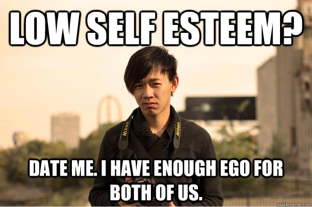 from Elian dating a low self esteem girl