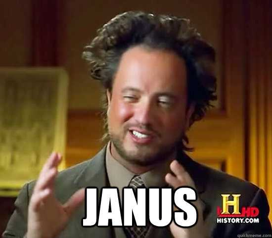 Janus -   Janus  Ancient Aliens