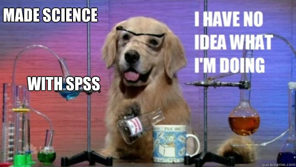 with SPSS made science