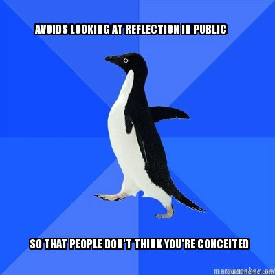 Top caption Bottom caption - Top caption Bottom caption  Socially Awkward Penguin