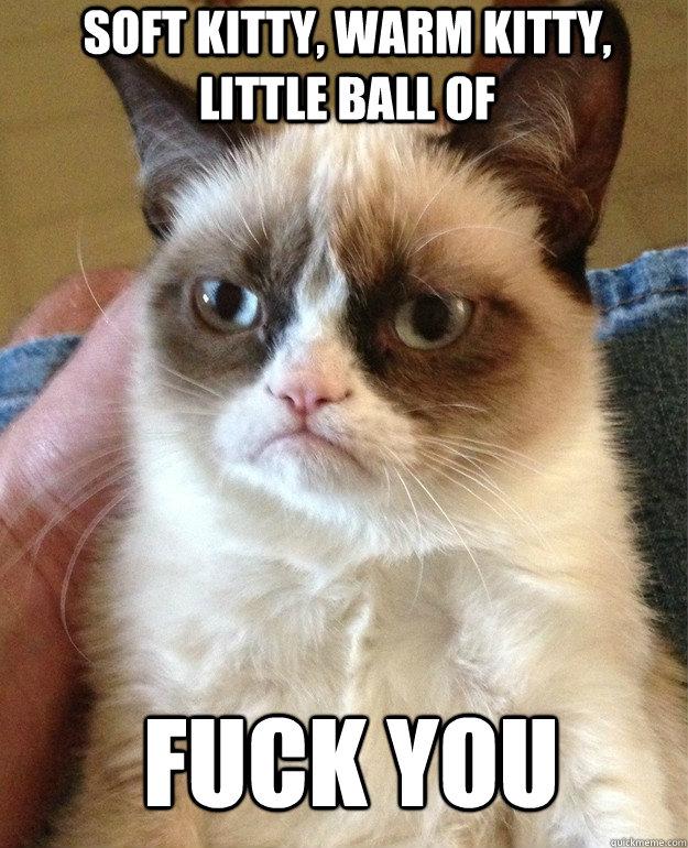 Fuck you fuck ball