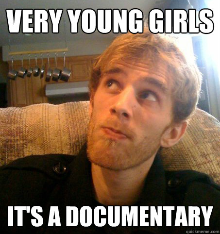 Very YOUNG GIRLS It's a documentary   Honest Hutch