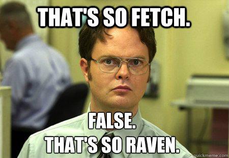Thats so raven vision meme