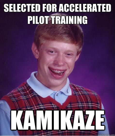 Dating a pilot meme