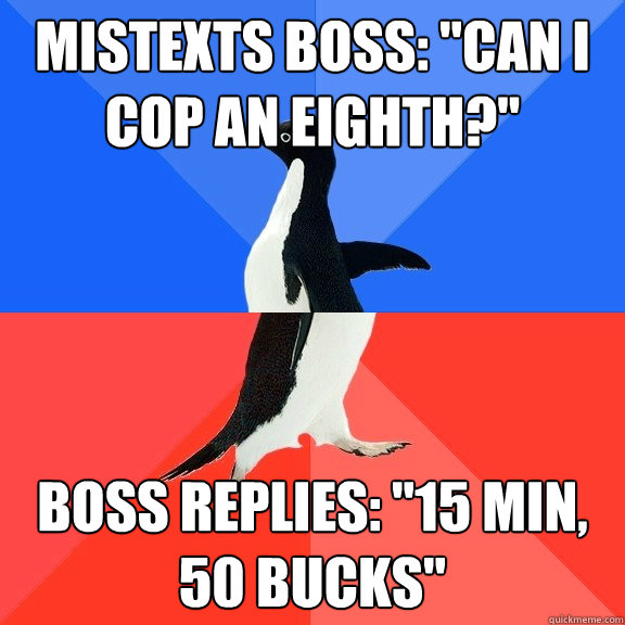 mistexts boss: