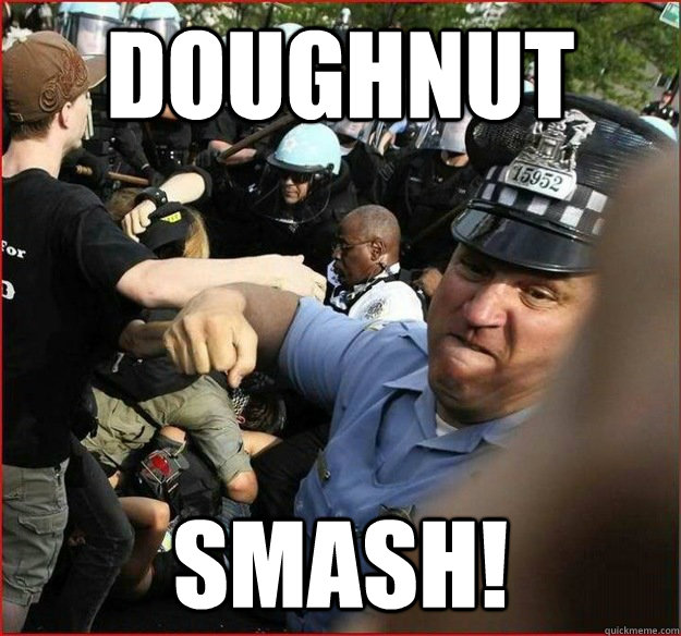Dating a cop jokes about donuts. dating a widower holidays around the world.