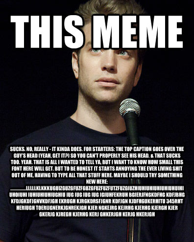 Anthony jeselnik meme