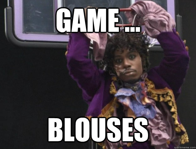 Game ... Blouses