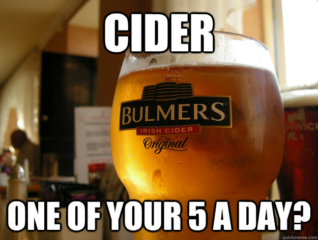 Cider One Your Day