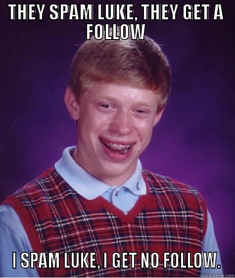 Luke Hemmings, follow me ? - THEY SPAM LUKE, THEY GET A FOLLOW I SPAM ...