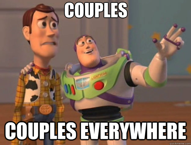 couples couples everywhere - couples couples everywhere  Toy Story