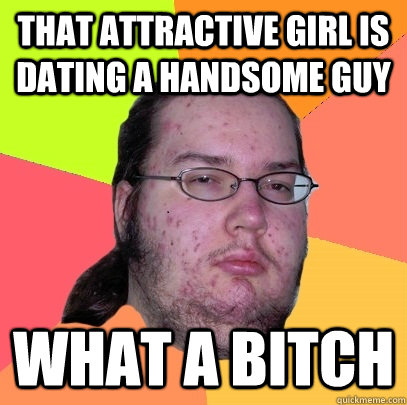 handsome guy dating