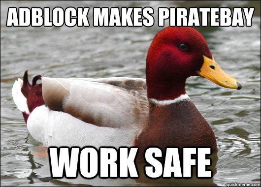 piratebay adblock