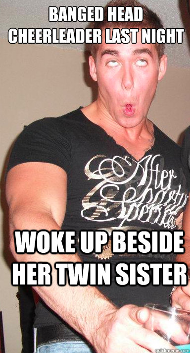 Remarkable, Hot twin sister meme