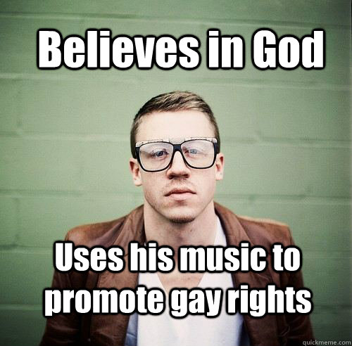 Believes in God Uses his music to promote gay rights - Believes in God Uses his music to promote gay rights  Misc