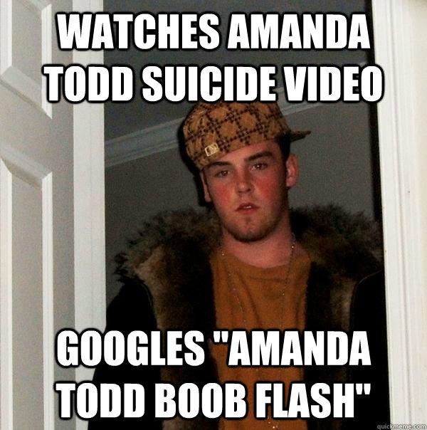 Pretten Pussy Amanda Todd Boob Flash Picture