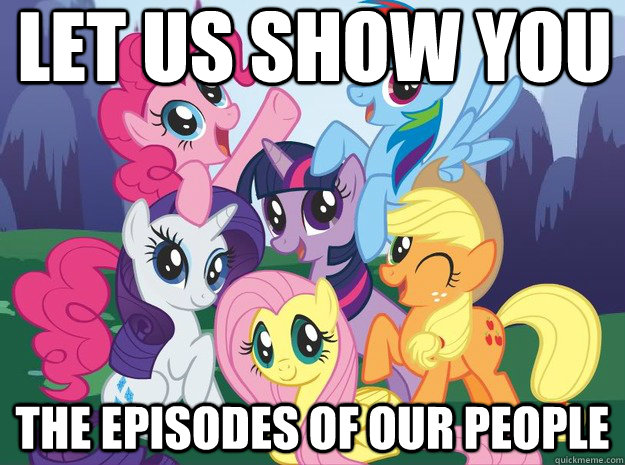 Let us show you The episodes of our people - Let us show you The episodes of our people  Misc