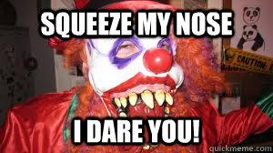 Evil Clown Memes Quickmeme