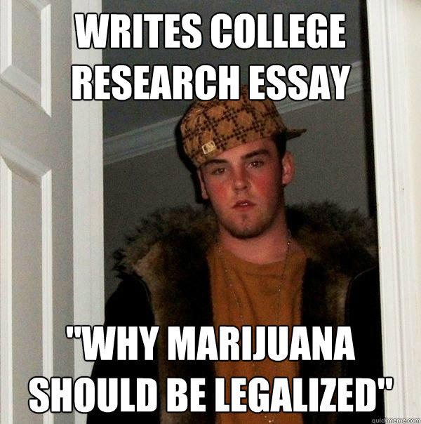 Should cannabis be legalised essay