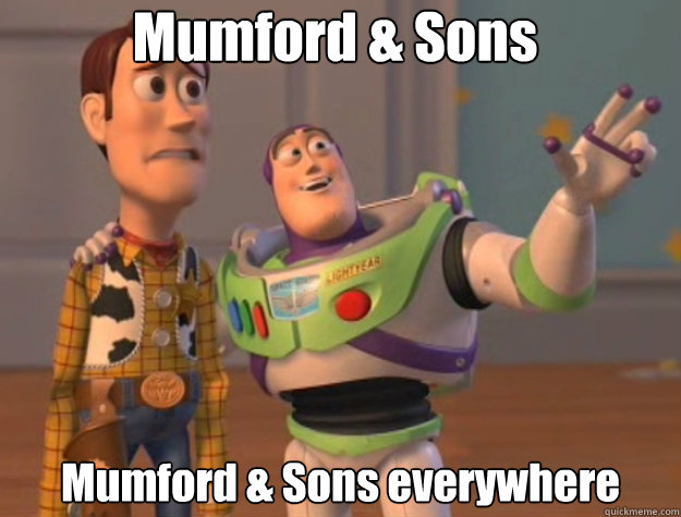 Mumford & Sons Mumford & Sons everywhere - Mumford & Sons Mumford & Sons everywhere  Pinks everywhere