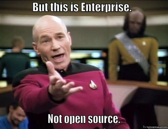 Open Source Memes But This is Open Source
