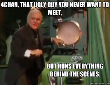 Funny Ugly Guy Meme : Chan that ugly guy you never want to meet but runs everything