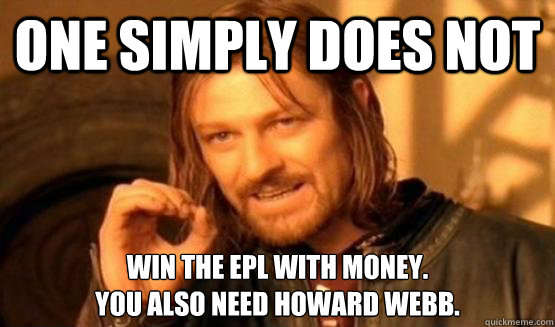 One Simply Does Not Win The Epl With Money You Also Need Howard