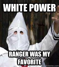 power ranger funny