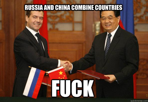 Fuck The Russia