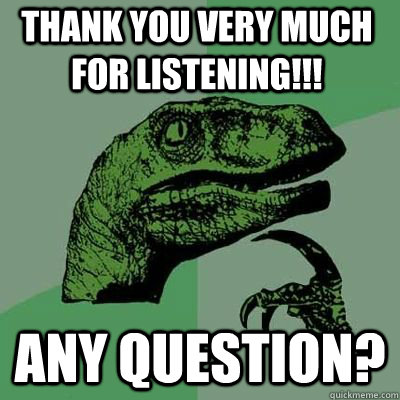 Funny Thank You For Listening Images | www.pixshark.com ...