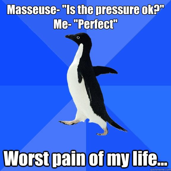 Masseuse-