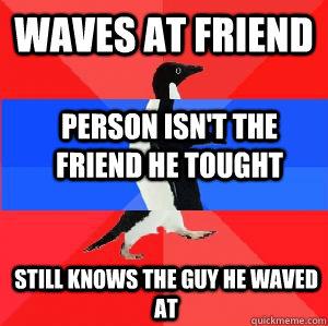 Topic you Socially awkward awesome penguin meme made you