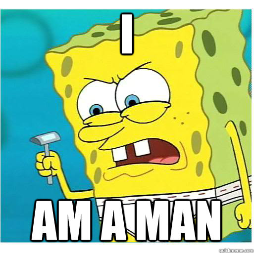 I Am A Man - I Am A Man  I AM A MAN