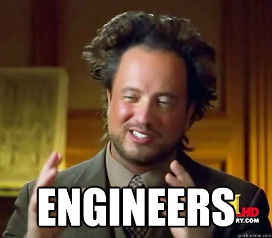 Engineers -  Engineers  Ancient Aliens