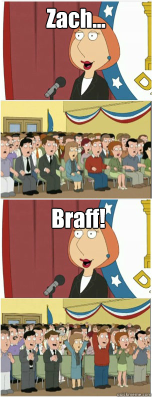 Zach... Braff! - Zach... Braff!  911 lois
