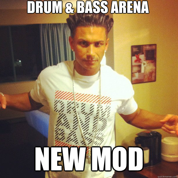 Drum & Bass Arena NEW MOD