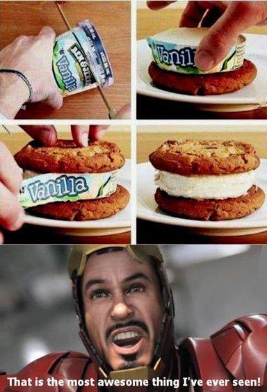 Cookie Ice Cream COMBO! -   Misc