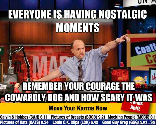 Mad Karma with Jim Cramer memes | quickmeme
