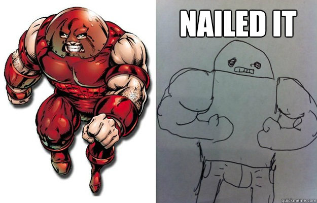 nailed it  -                             nailed it   Misc