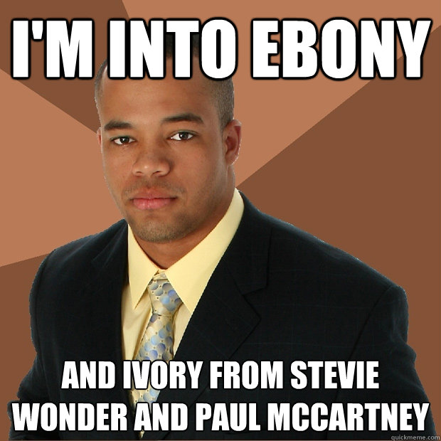ebony and ivory paul mccartney and stevie wonder № 271237
