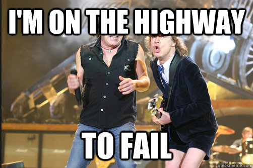 i'm on the highway  to fail - i'm on the highway  to fail  Misc