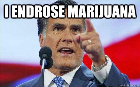 I Endrose marijuana